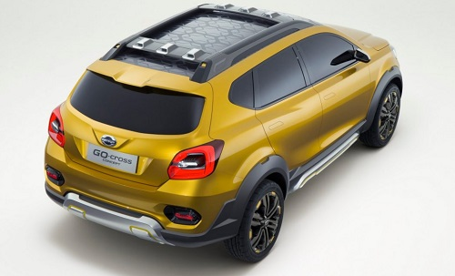 Review Datsun Go Cross