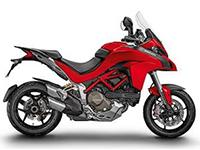 Harga Ducati Multistrada 1200 S Red