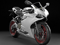 Harga Ducati Panigale 899
