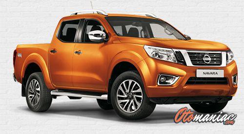Harga Mobil Nissan New Navara