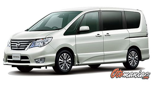 Harga Mobil Nissan New Serena