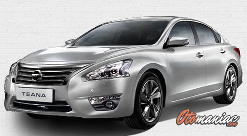 Harga Mobil Nissan New Teana
