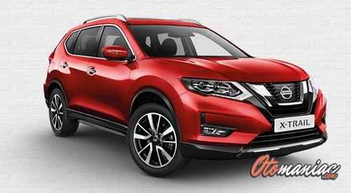 Harga Mobil Nissan New X-Trail