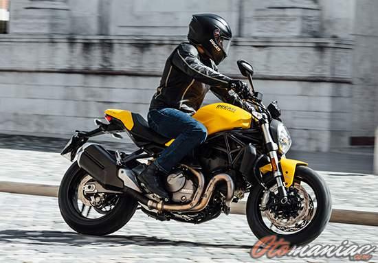 Harga Motor Ducati Monster