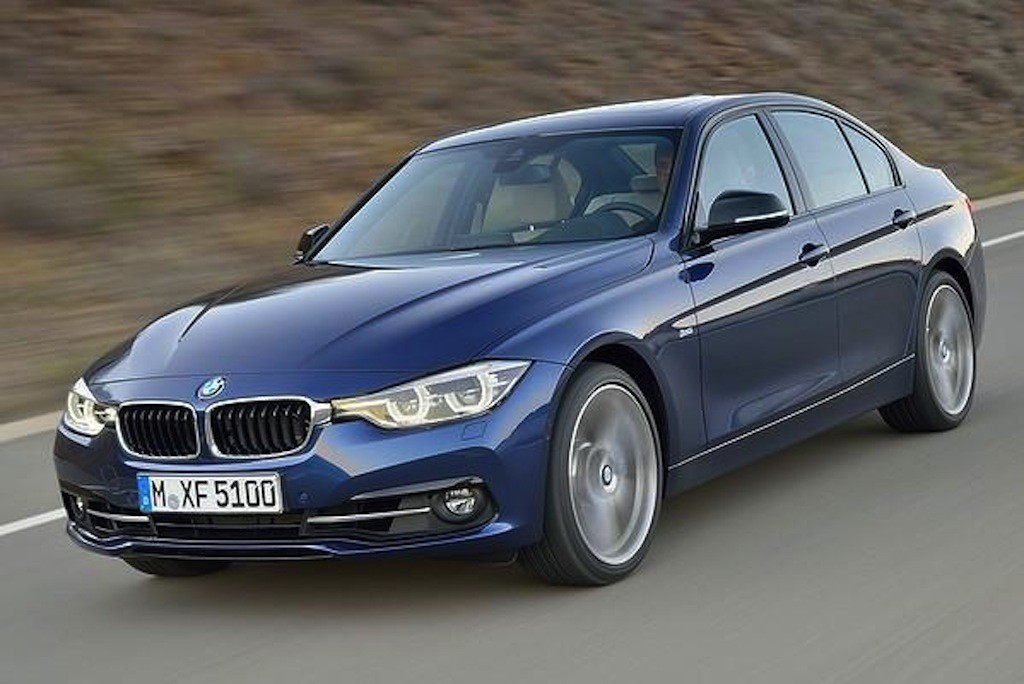 Harga Mobil BMW series 3