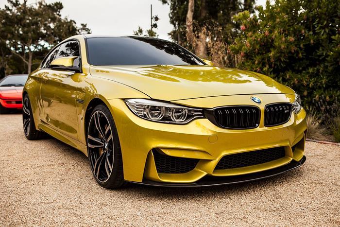 Harga Mobil BMW serie M