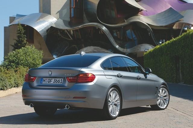 Harga Mobil BMW series 4