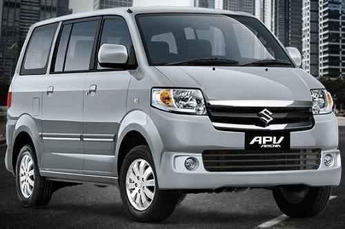 Daftar Harga Mobil Suzuki APV