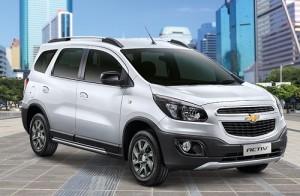 Harga Mobil Chevrolet Captiva