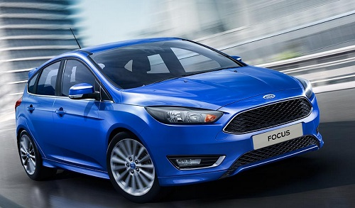 Harga Mobil Ford All-New Focus