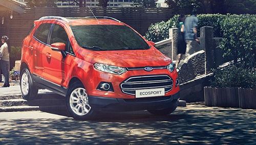 Harga Mobil Ford escape