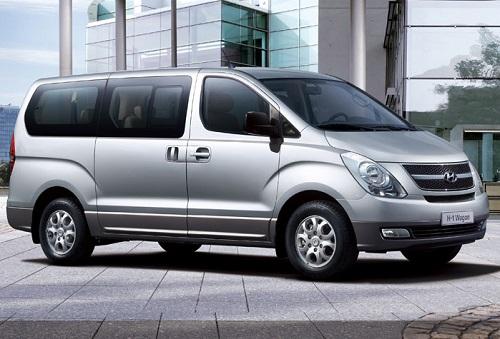 Harga Mobil Hyundai H-1 Facelift