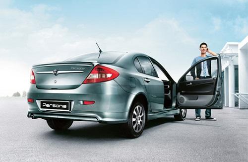 Harga Mobil Proton Persona Elegance