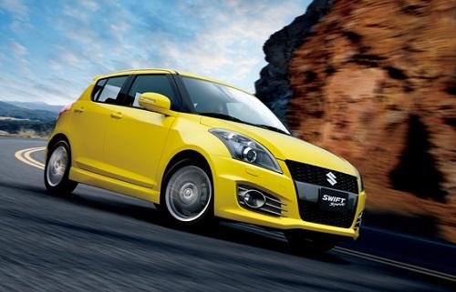 Harga Mobil Suzuki New Sport