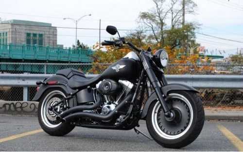 Harga Motor Hearly Davidson Softail