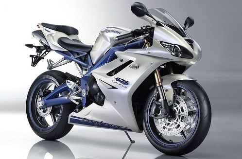 Harga Motor Triumph Supersport