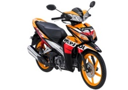 Honda New Blade Repsol