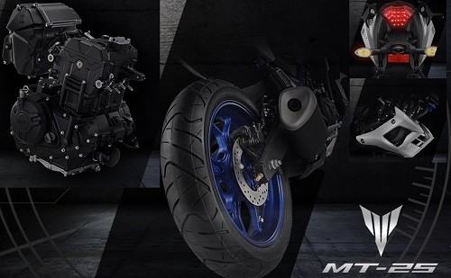 Review Yamaha MT-25