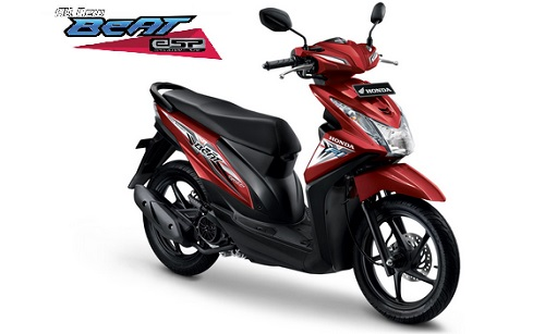 Honda BeAT eSP Electro Red
