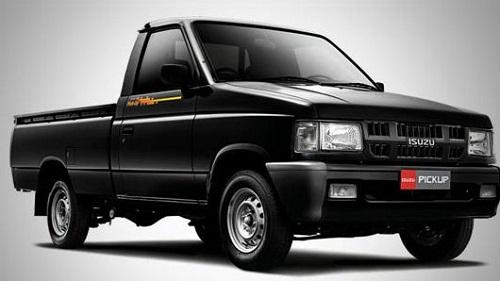 Harga Mobil Isuzu Pickup Terbaru
