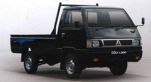 Harga Mobil Mitsubishi Colt L300