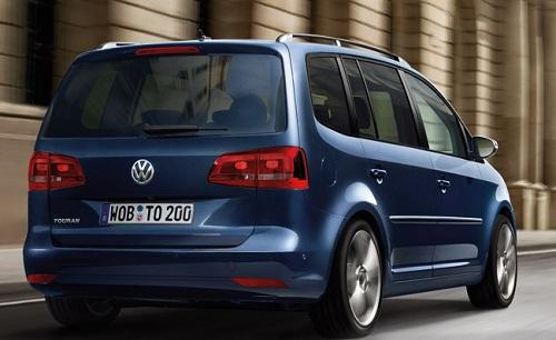 Harga Mobil Volkswagen New Touran