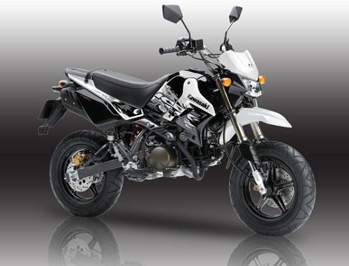 Motor Kawasaki Terbaru  Cc