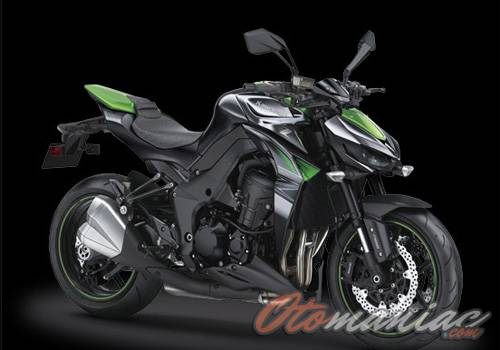 Harga Motor Kawasaki Z Series