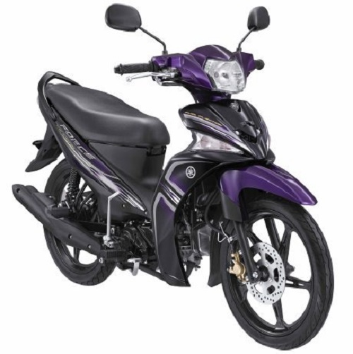 Harga Yamaha Force Black