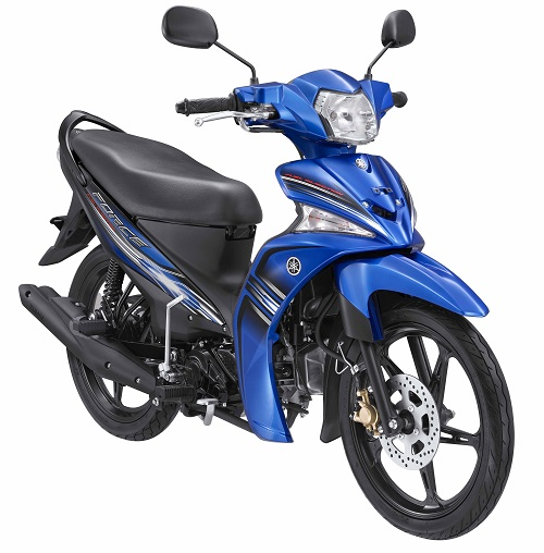 Harga Yamaha Force Blue