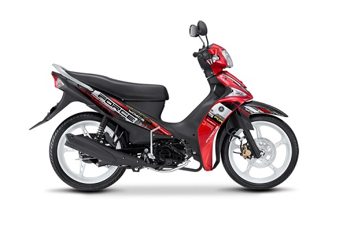 Harga Yamaha Force Red