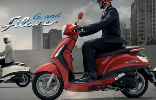 Harga Yamaha Grand Filano