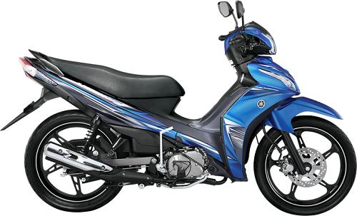 Harga Yamaha Jupiter Z1 Blue Sporty