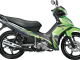 Harga Yamaha Jupiter Z1 Green Sporty