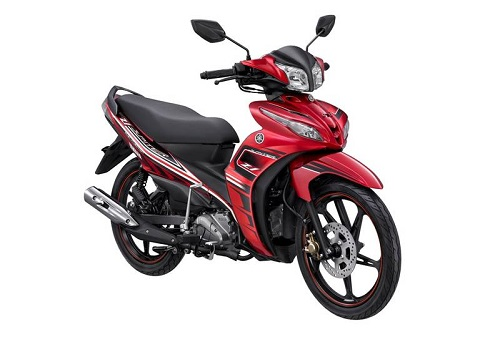 Harga Yamaha Jupiter Z1 Red Sporty