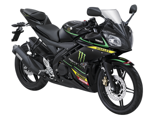 Harga Yamaha R 15 Livery Moto GP Monster Tech 3