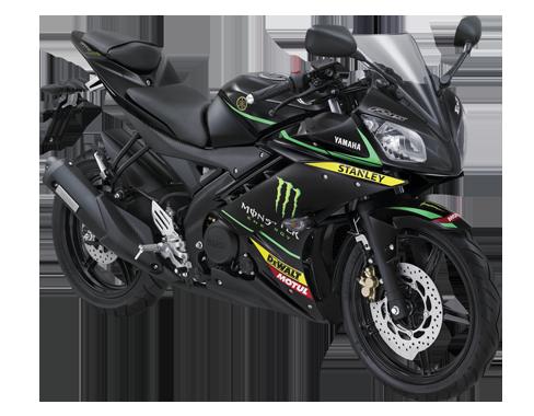 Harga Yamaha R 15 Livery Moto GP Monster Tech 3