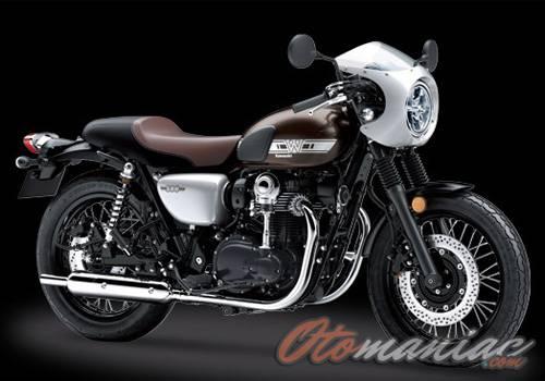 Harga motor Kawasaki Street Models