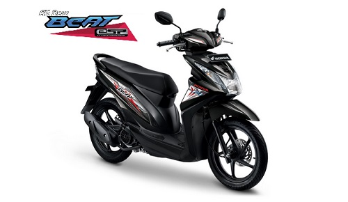 Honda BeAT eSP Hard Rock Black
