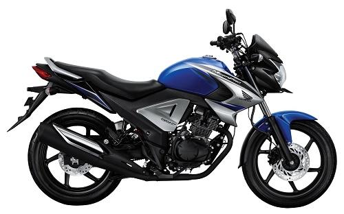 Honda Megapro FI Brace Blue