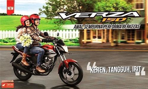 Honda Verza 150 Dan Spesifikasi