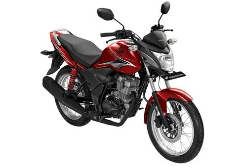 Honda Verza 150 Sw Red