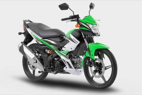 Kawasaki Athlete Pro Green Edition
