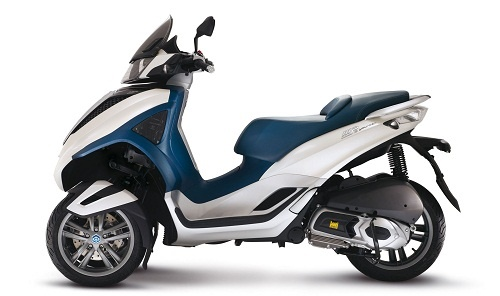 Piaggio Mp3 Yourban White