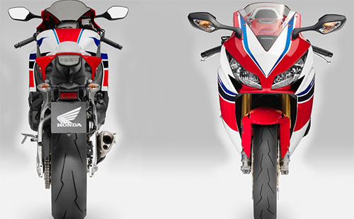 Review Honda CBR1000RR SP