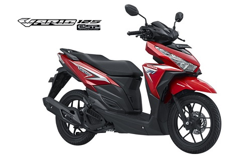 Review Honda Vario 125 eSP