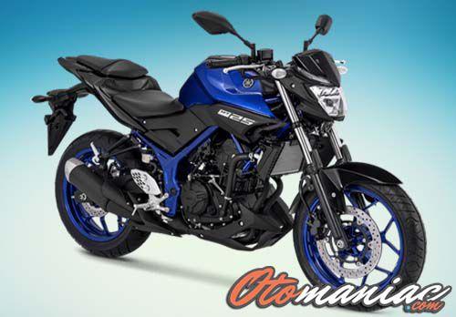 Spesifikasi Dan Harga Yamaha MT-25