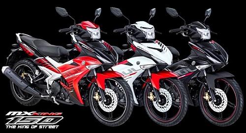 Spesifikasi Dan Harga Yamaha MX KING 150