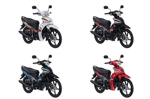 Spesifikasi Yamaha Vega Force Terbaru
