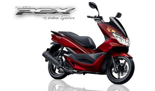 Spesifikasi dan Harga Honda PCX 150